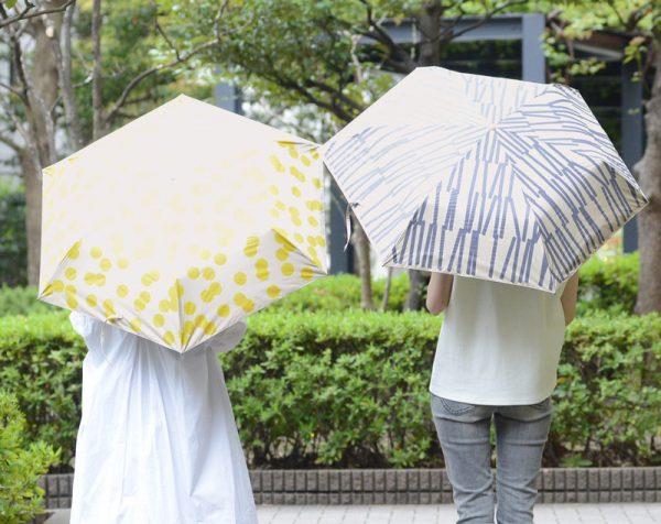 365日使いたい「bon moment(ボンモマン)晴雨兼用 折りたたみ傘」5