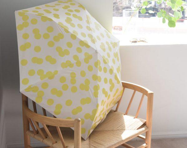 365日使いたい「bon moment(ボンモマン)晴雨兼用 折りたたみ傘」4