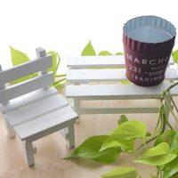 観葉植物をおしゃれに飾る!おすすめ100均グッズ
