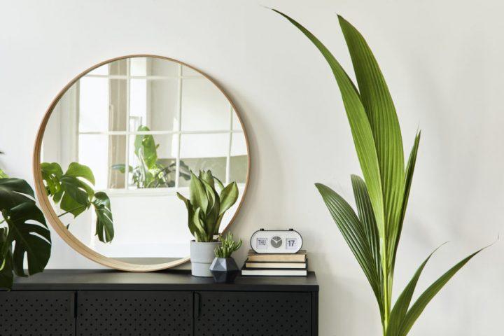 鏡をどう配置する?ワンランク上の部屋を演出する6つのテクニック