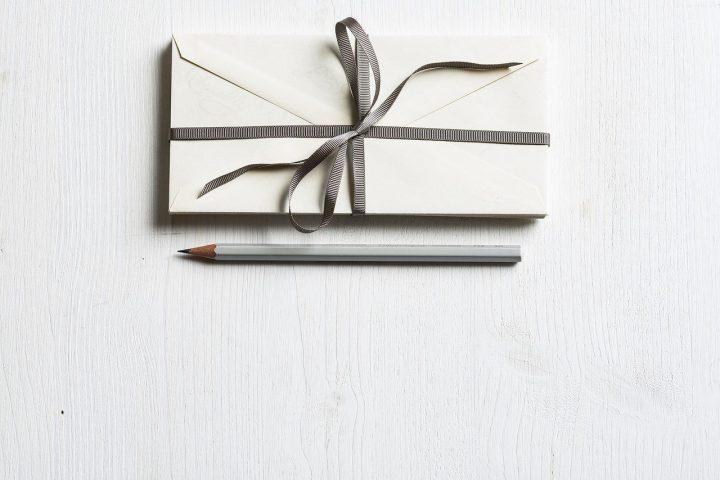 感謝の気持ちを伝える手紙の書き方《日頃のお礼》