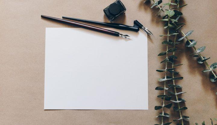 感謝の気持ちを伝える手紙の書き方《基本のマナー》