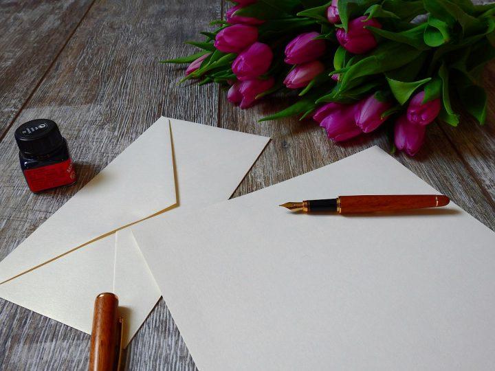 感謝の気持ちを伝える手紙の書き方《お祝い》