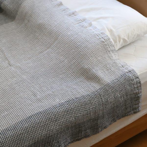 凸凹したワッフル織り─トランザット、エキュム3