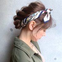 夏はまとめ髪でおしゃれに涼しく過ごすのが◎。季節感ぴったりのヘアアレンジ集