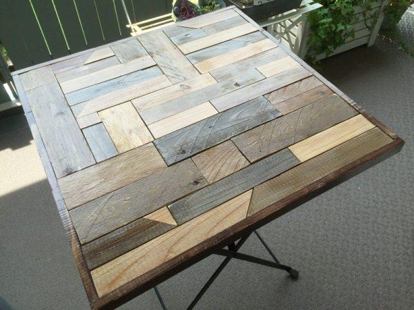 テーブルをdiyするアイデア