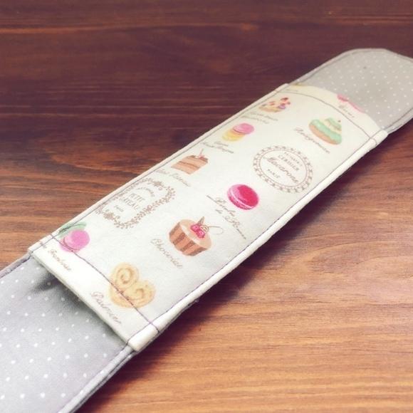 水筒紐の食い込みを防ぐ便利カバー
