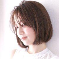 硬い髪質を活かしたおしゃれな髪型16選!動きのあるスタイリングで悩みを解消
