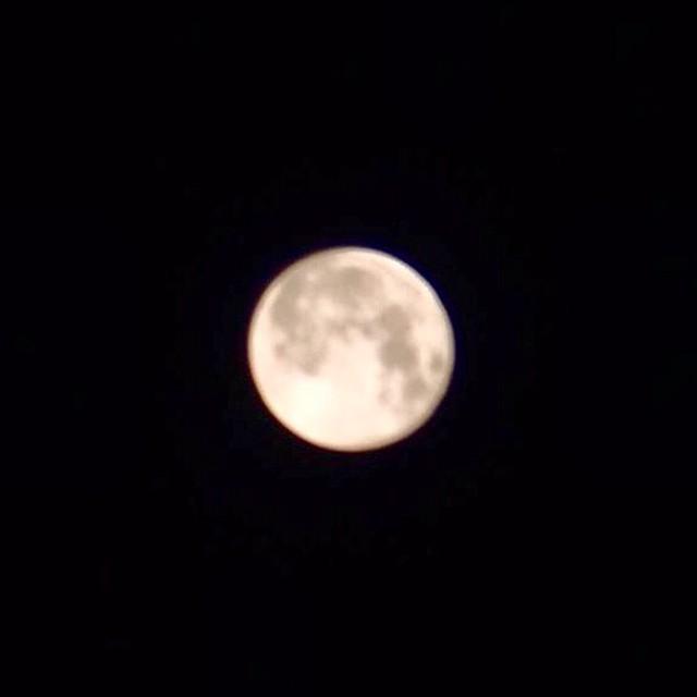月のつく熟語「皓月千里」