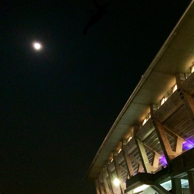 月のつく熟語「朧月」