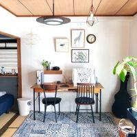 今ある和室におしゃれな書斎を作ろう。ワンランク上の空間が叶うインテリア実例