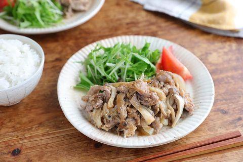 中学生の子供が喜ぶ人気レシピ:生姜焼き