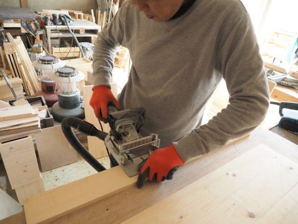 届けたいのは、ゆったりとしたライフスタイル。手づくり家具工房slowlifeさん3