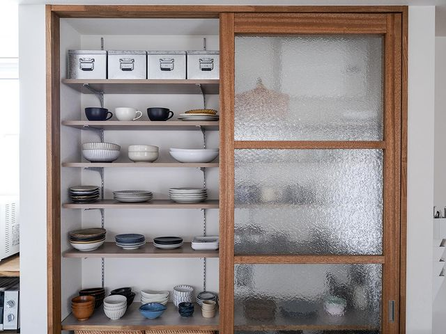 無印のキッチン収納アイテム1