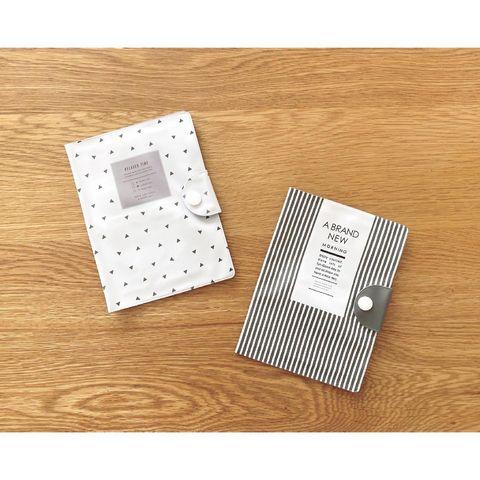 キャンドゥのおくすり手帳ケース