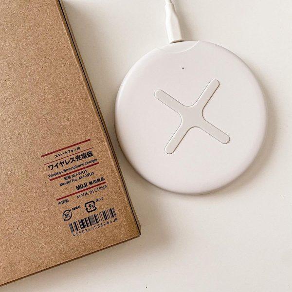 ごくシンプルなワイヤレス充電器