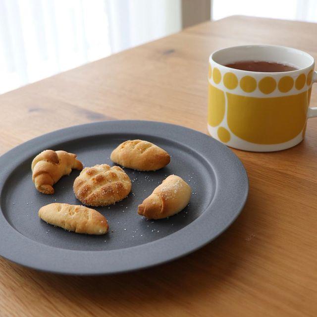ミニチュア?!メロンパン風クッキーレシピ
