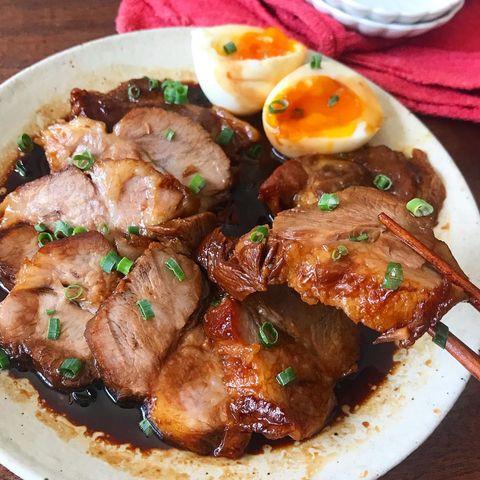 パーティーの人気豚肉レシピ:チャーシュー