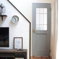 【folk公式アンバサダー】爽やかに塗り替え!リビングドアをイメチェンしよう