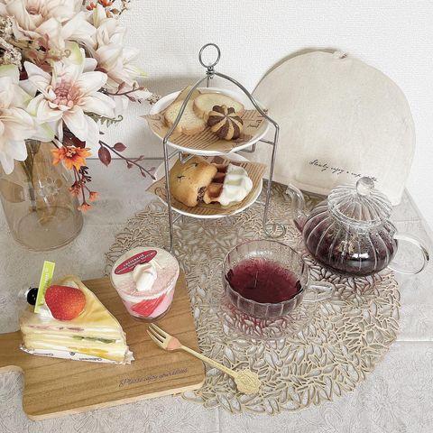 ケーキ皿1