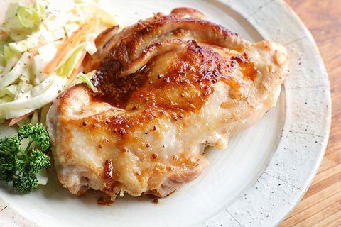 パーティーの人気鶏肉レシピ:チキンソテー