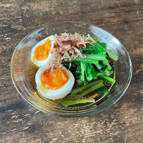 人気の副菜レシピ!小松菜のおひたし