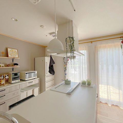 ホワイトキッチン