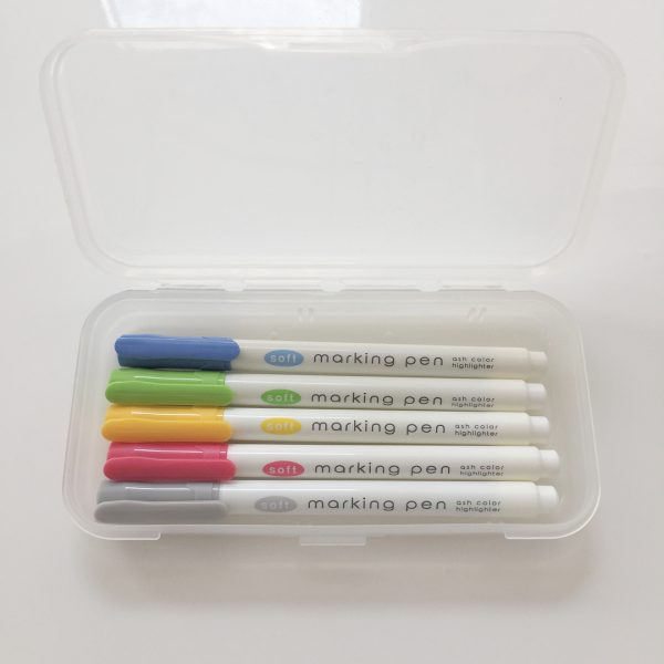 ペンケースを使う収納アイデア