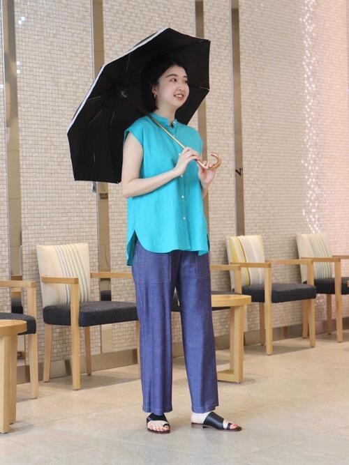 [UNITED ARROWS] Athena New York折りたたみ傘