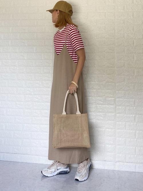 無印良品のジュートバッグ