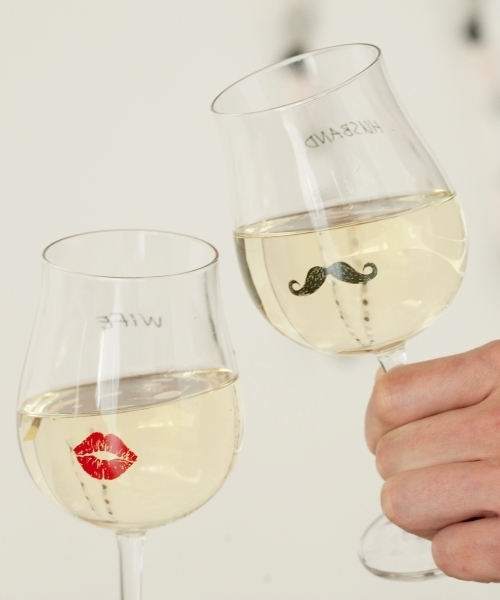 [Actually] Couple Wine グラス
