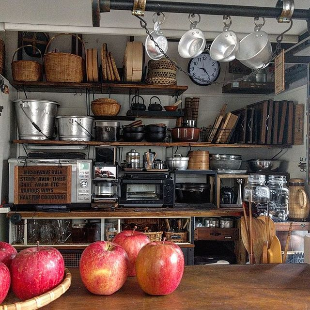 古いキッチン12