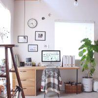 居心地が良いおしゃれな書斎の作り方。少しの工夫で素敵な空間作りが出来る実例集