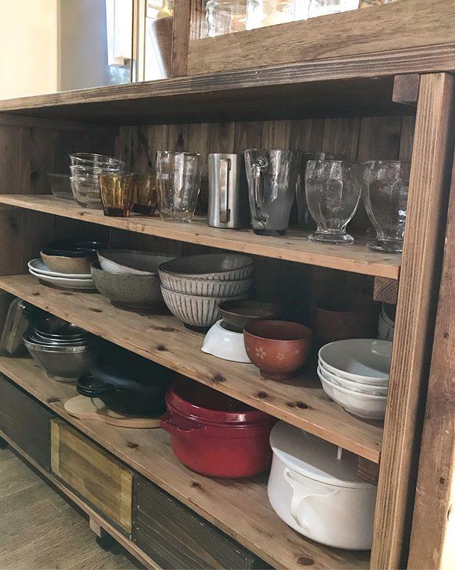 古いキッチン15