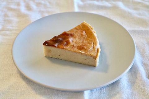 簡単ヘルシー!濃厚お豆腐チーズケーキ