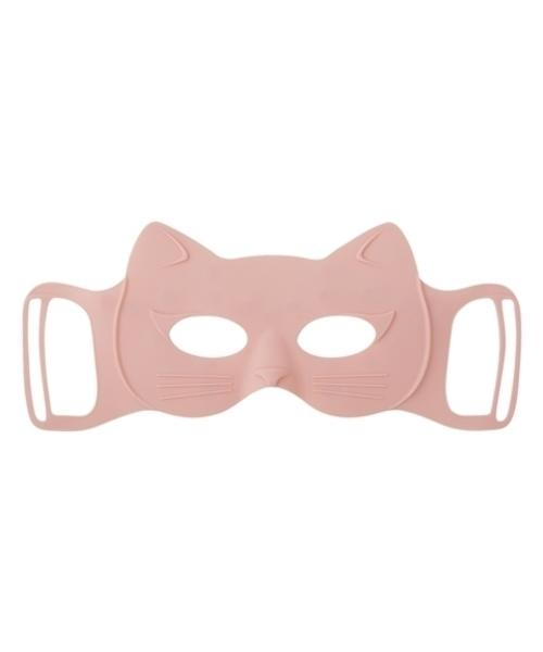 [Francfranc] ミャウミャウ リラクシングアイマスク ピンク