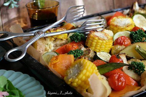 パーティーの人気鶏肉レシピ:タンドリーチキン
