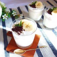 こんなにあった「バナナ」を使ったおやつレシピ。人気スイーツ15選あつめました