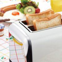 キッチンインテリアになるおしゃれなトースター10選。機能性も高いおすすめデザイン
