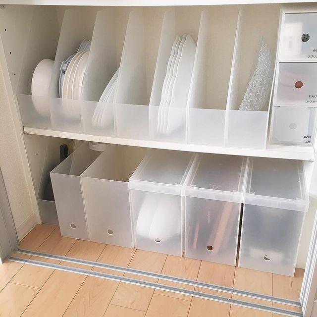 ファイルボックス・食器