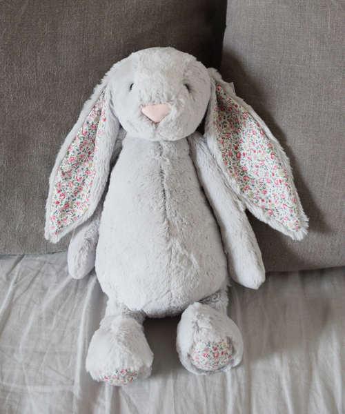 [BIRTHDAY BAR] 【JELLY CAT ジェリーキャット】 Blossom Bunny Large / ブロッサムバニー L
