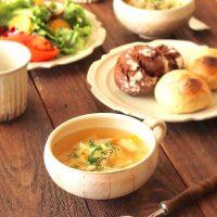 オムライスに合うスープ14選。簡単に作れて相性も抜群なレシピ集めました