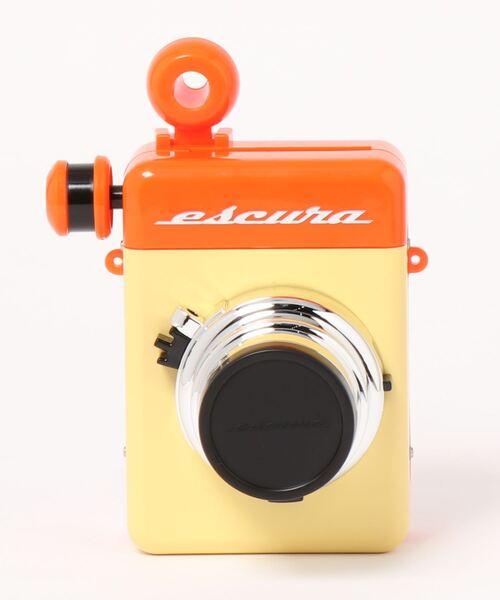 [Global Forme Concrete] Escura Instant 60s 手回しチェキカメラ