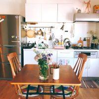 【2LDK・2DK】賃貸マンションでの二人暮らしインテリア。快適空間の実例集