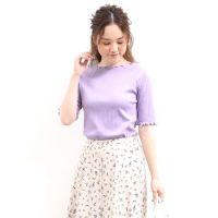 紫Tシャツで作る夏コーデ《2021》好相性なアイテムでおしゃれを格上げしよう