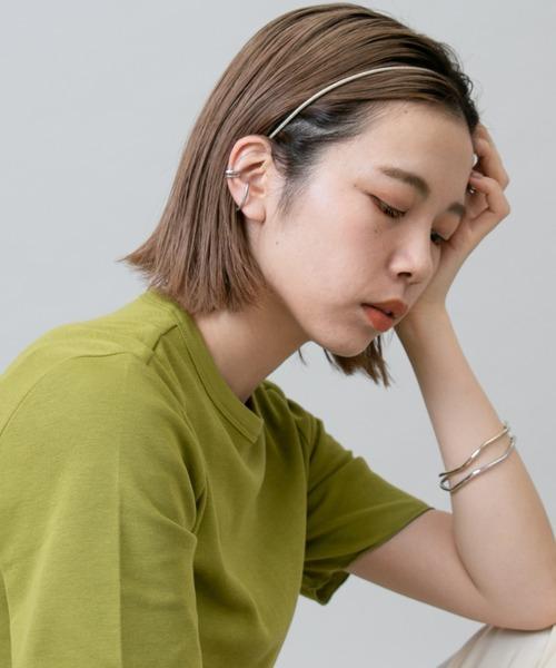 Kastane] 【WEB限定】細カチューシャ