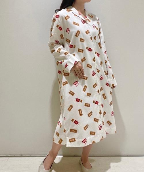 [gelato pique] 【Lotus】シャツドレス