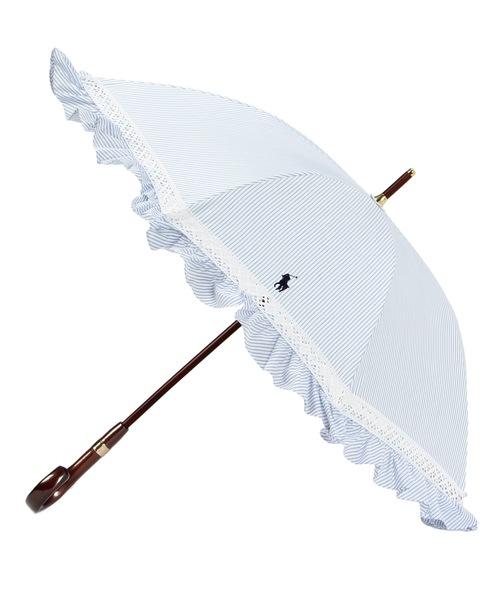 [MOONBAT] 晴雨兼用日傘 フリル