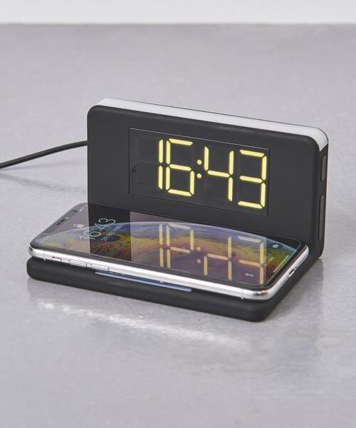 [UNITED ARROWS] <FLUX(フラックス)> CHARGER CLOCK