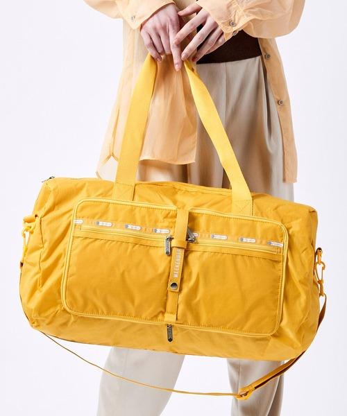 [LeSportsac] 【Heritage Collection】TRAVEL PKABLE WKENDER ヘリテージ レモン